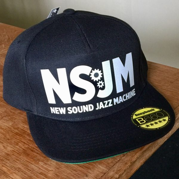 New Sound Jazz Machine Bigband cap