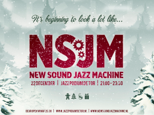 New Sound Jazz Machine Christmas Programm.