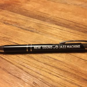 New Sound Jazz Machine Bigband pen