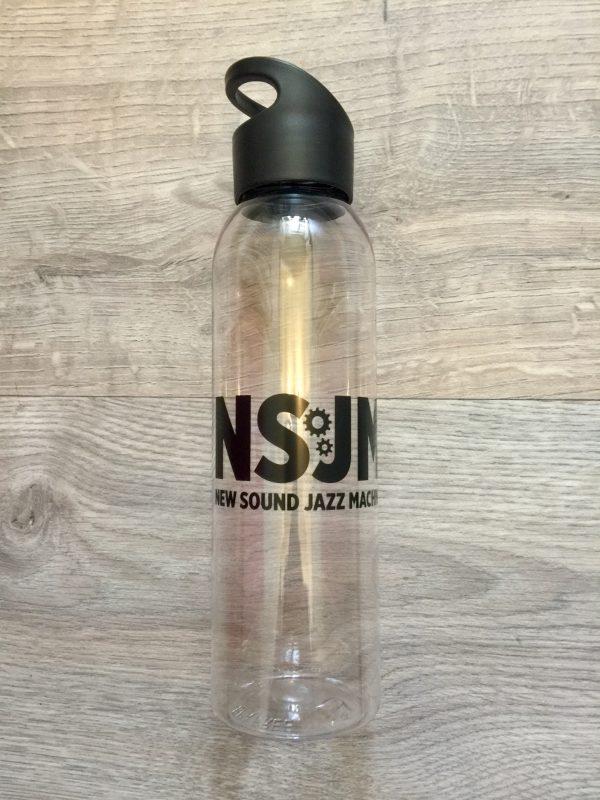 New Sound Jazz Machine Bigband water bottle drinkfles