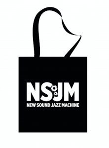New Sound Jazz Machine bag/tas
